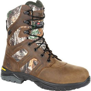 Rocky Deer Stalker Boots 800g Realtree Edge for sale at Kiigns Hunting.