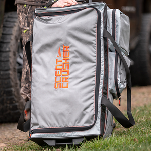 Scent Crusher Roller Bag Halo Series available now at kiigns.com.