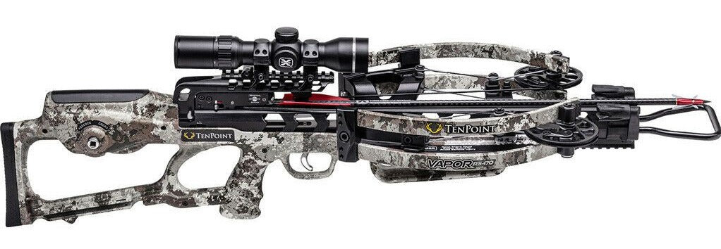 TenPoint Crossbows Vapor RS470 Package Veil Alpine for sale at Kiigns Hunting.