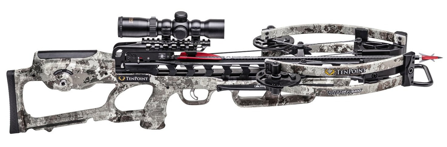 TenPoint Crossbows Viper S400 Package Veil Alpine for sale at Kiigns Hunting.