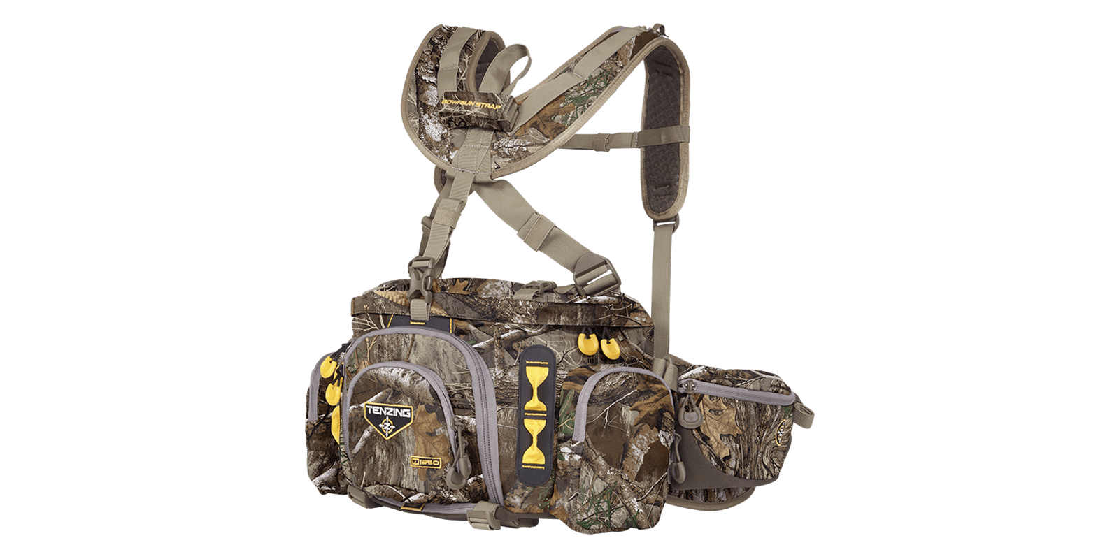 Tenzing TZ 1250 Lumbar Pack Realtree Edge available for sale at Kiigns Hunting.