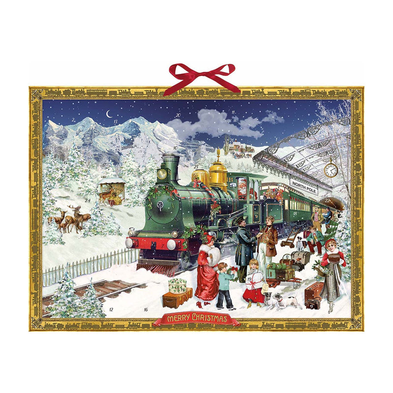 The Christmas Express Large Advent Calendar