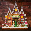 Magical Gingerbread Village Musical & Moving