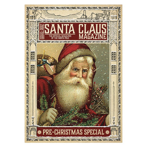 Santa Claus Magazine - Pre-Christmas Special November (Issue 7)