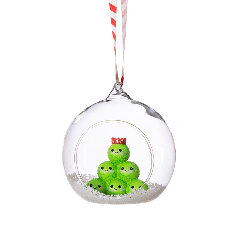 Glass & Resin Sprout Tower Bauble