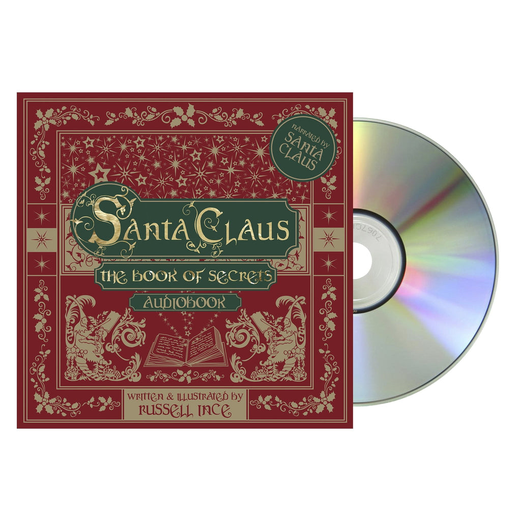 Santa Claus: The Book of Secrets - AUDIOBOOK