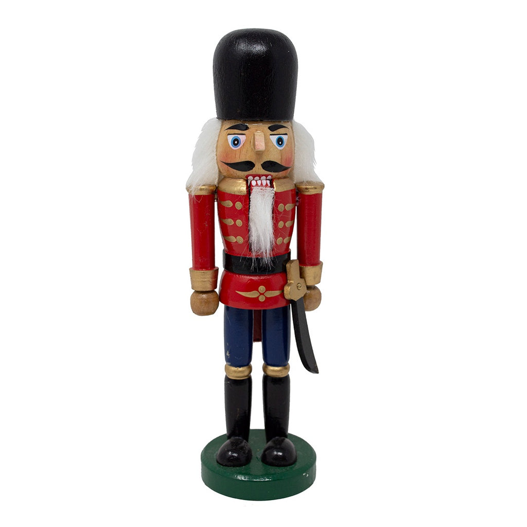 Red Nutcracker Soldier 22cm