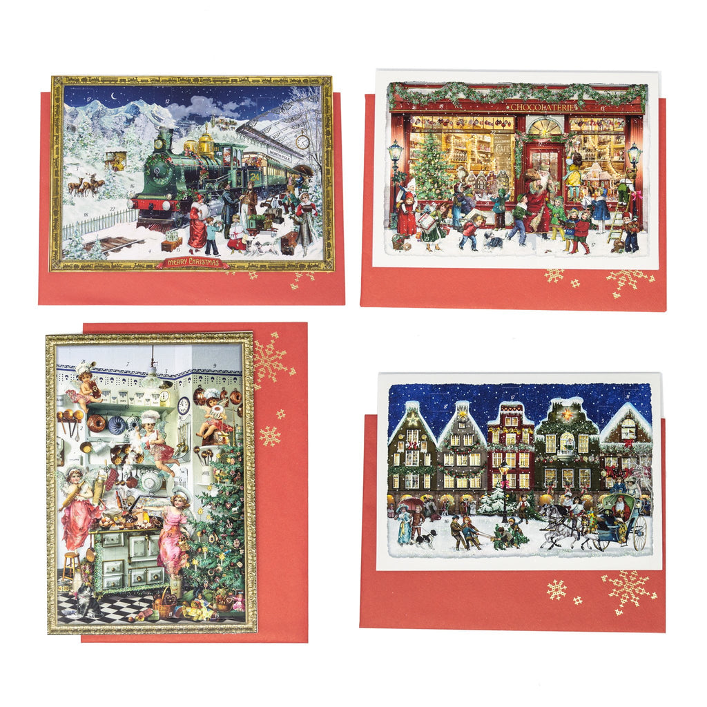 Christmas Advent Cards