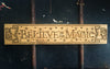 Believe In The Magic Elfmade Wooden Sign