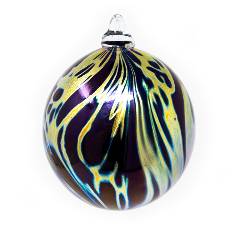 Christmas Imaginarium Melchior - Isle of Wight Studio Glass Bauble