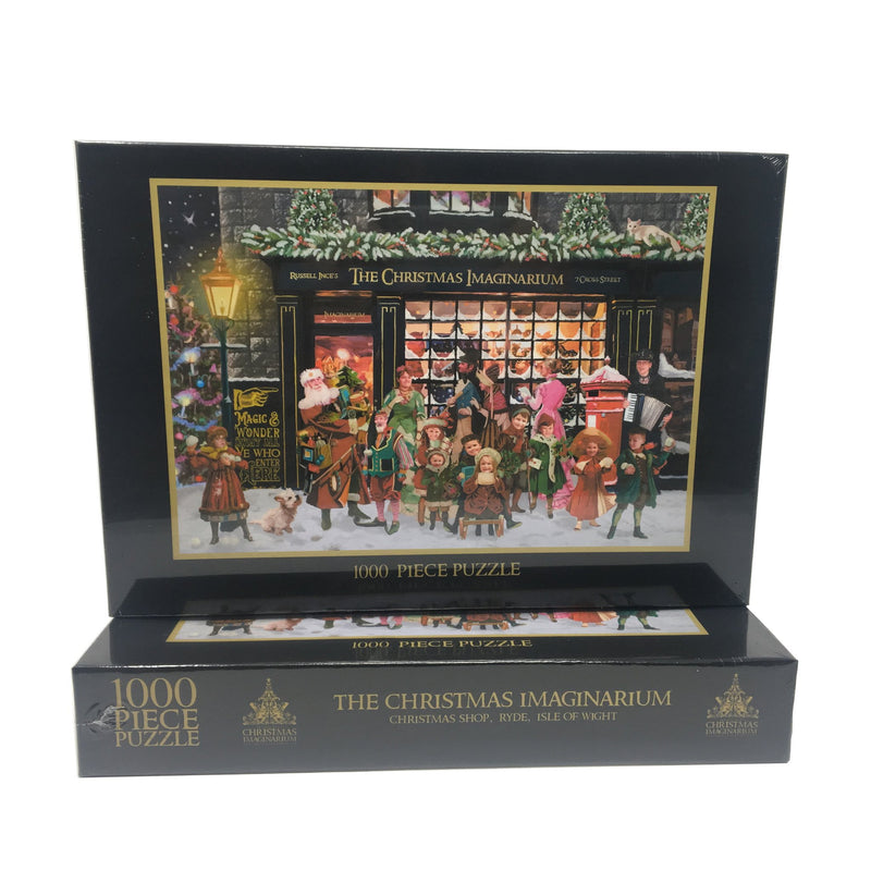The Christmas Imaginarium Jigsaw Puzzle