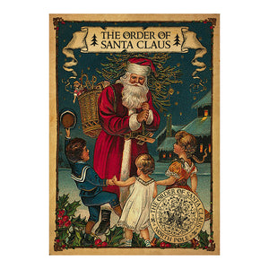 Become An Official Helper To Santa - The Order of Santa Claus - Membership 2020-21