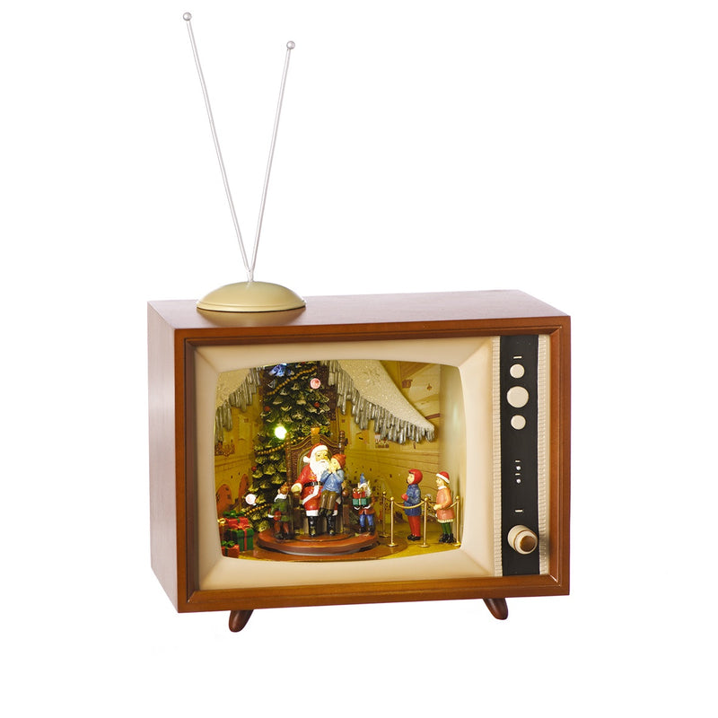 Visit to Santa Musical Light Up / Musical / Moving Television