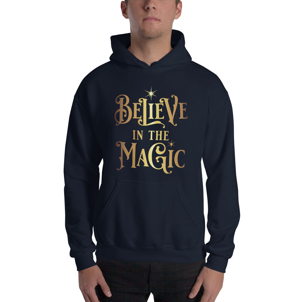Believe In The Magic Hoodie