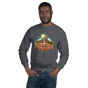 North Pole Christmas Unisex Sweatshirt