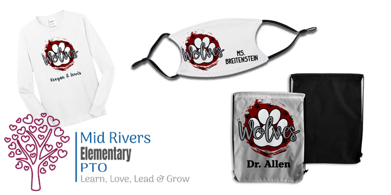 Mir Rivers Elementary Personalized Gifts