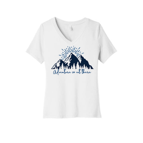 Mountain Adventure V-Neck T-Shirt