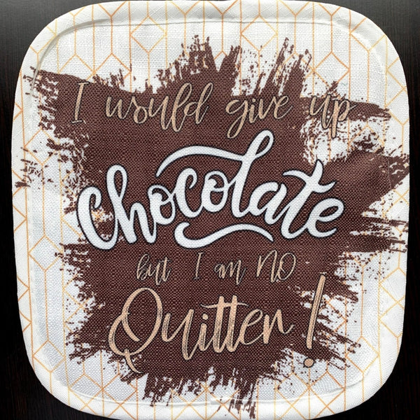 Chocolate Lovers Potholders