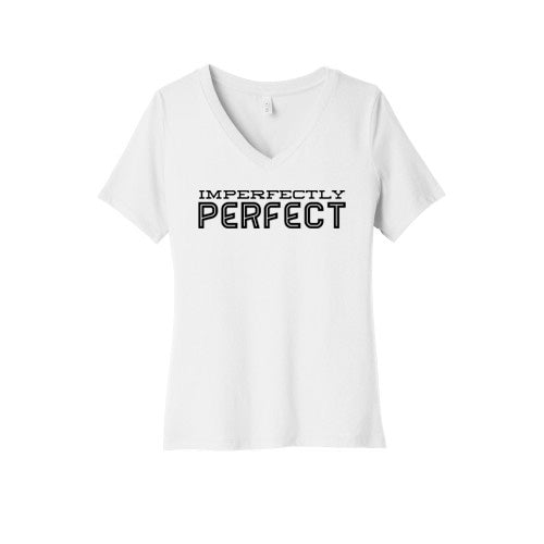 Imperfectly Perfect V-Neck T-Shirt