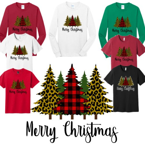 Merry Christmas Holiday Shirt