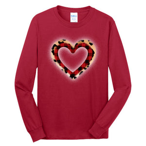 Heart Long Sleeve Shirt