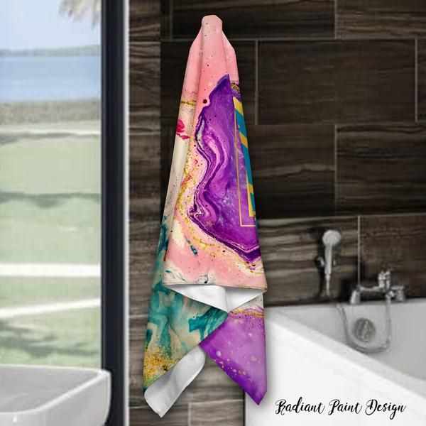 Personalized ULTRA Premium Beach Towels