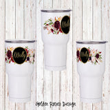 Personalized Insulated Tumbler