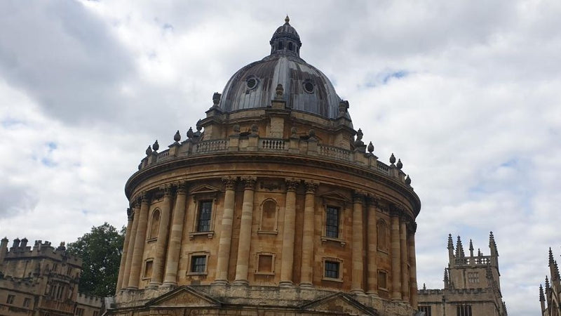 Landmark in Oxford, England