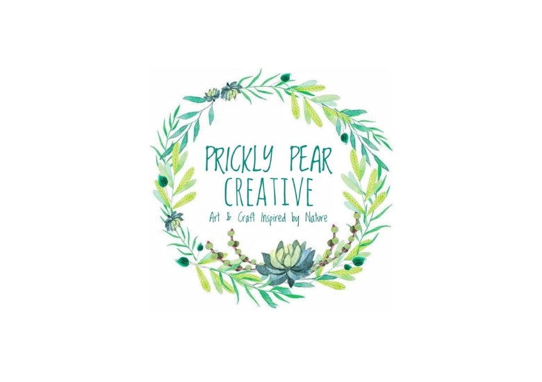 Official prickly pear creative company brand logo