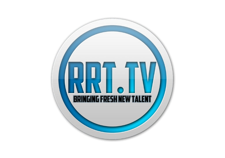 Real raw talent TV bringing you fresh talent official logo