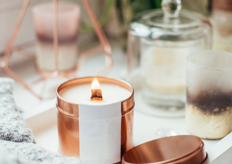 Soy Wax Candle Health Benefits