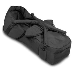 2 in 1 carry cot with foot muff