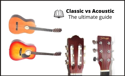 classic vs acoustic guide
