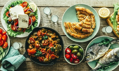 foods from Cyprus