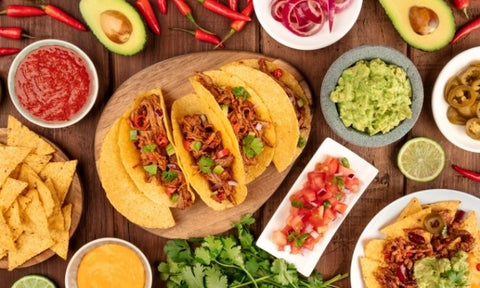 Mexican Feast recipes