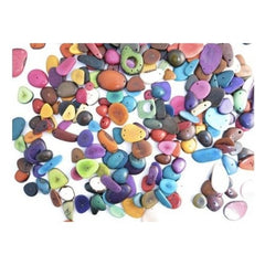 mixed tagua slices 2kg