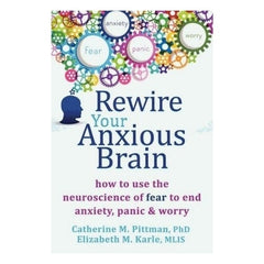 Rewire Your Anxious Brain (Paperback)
