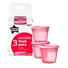 Tommee Tippee Food Storage Containers