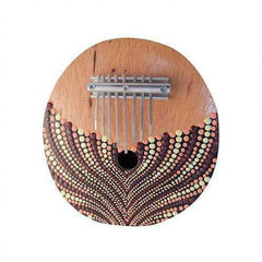 20cm large coconut thumb piano