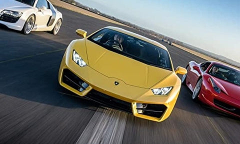 awesome super car experience