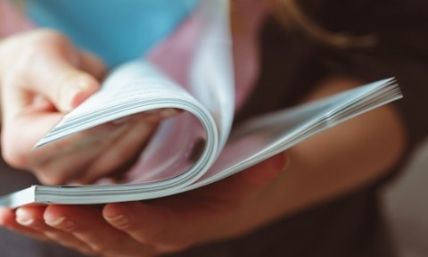 magazines to read in hospital