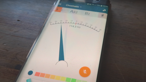 tuner pitched kalimba tuning app