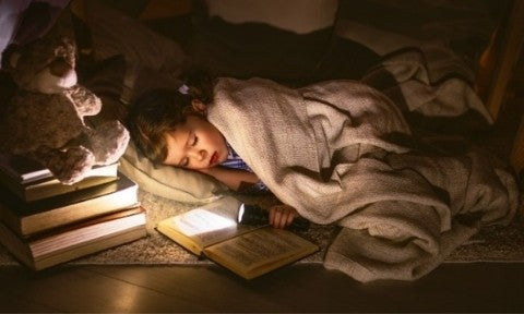 What environment is the best for sleeping?