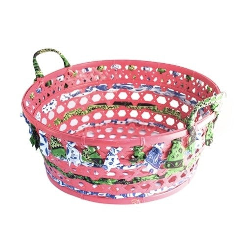 Batik Washing Basket