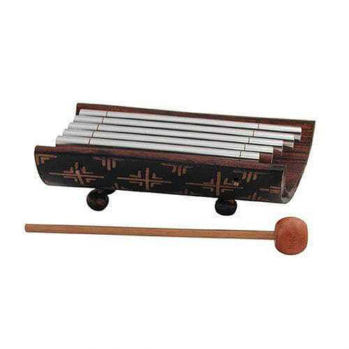 5 Note Balinese Gamelan - Carved Culture