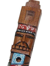 Load image into Gallery viewer, Peruvian Tarka Flute - Carved Culture