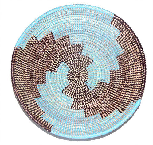 Senegalese Woven Bowl - Carved Culture