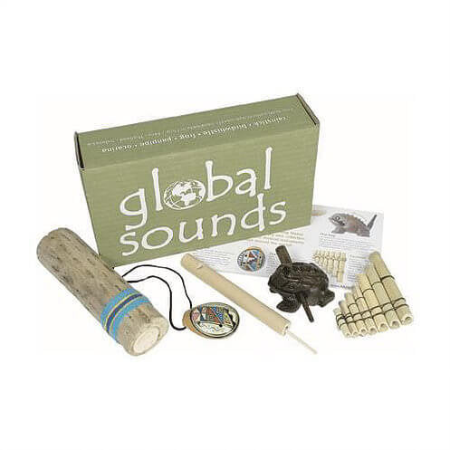 Global Sounds Instrument Pack - Carved Culture