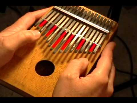 Learn to play Kalimba online