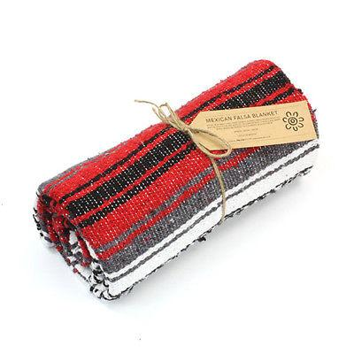 Mexican Falsa Blanket - Carved Culture